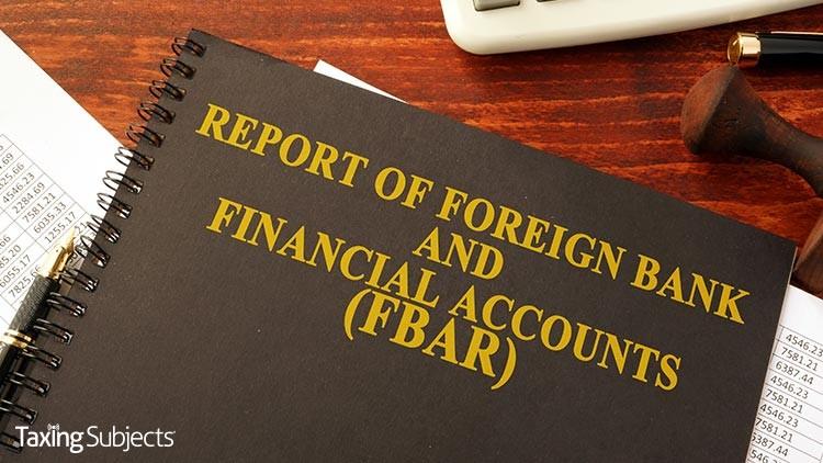 FBAR Deadline is Still April 15