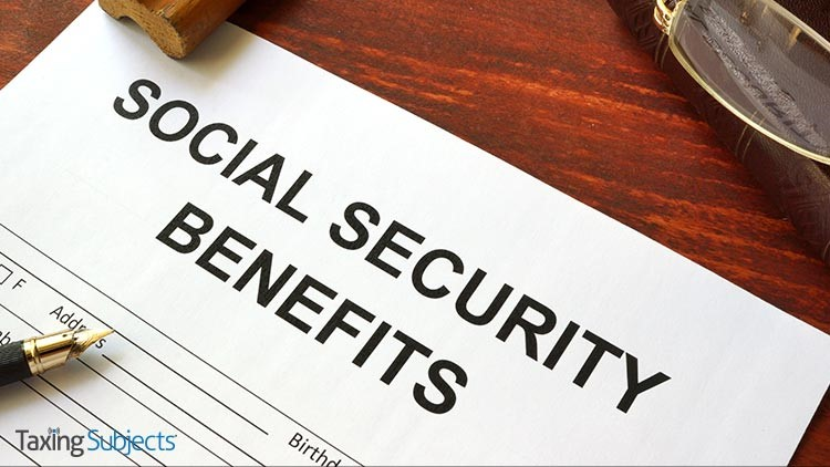 Some Could Owe Tax on Social Security Benefits